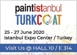Bactiblock nimmt an der Turkcoat 2020 Messe teil
